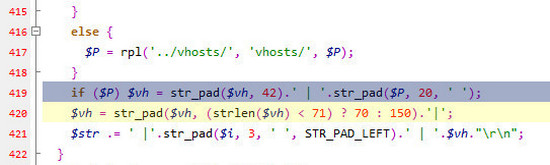 PHPnow1.5.6由php5.2升级到php5.4后,主机目录内容丢失与报错的处理方法。-郧阳涛哥博客