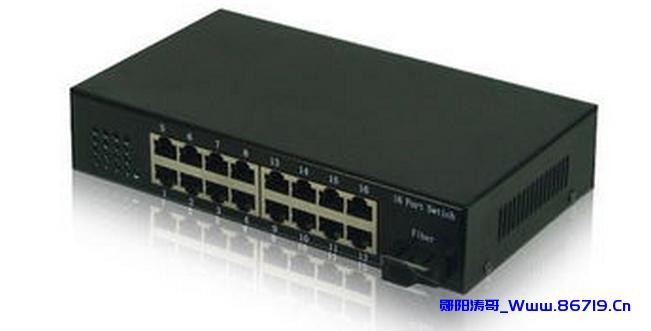 网管交换机和非网管交换机有什么区别?